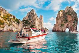 Boat Tour to Capri (full day)