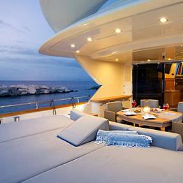 Capri Boat Service - Luxury Yacht Tour:  Ludi Cerri 86