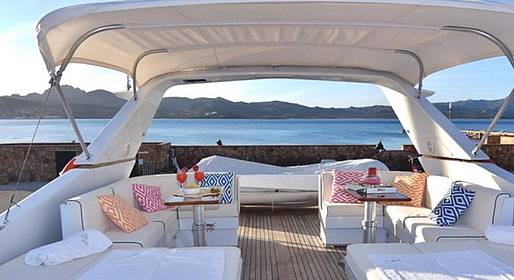 Capri Boat Service - Private Yacht Tour: Luxury Pier IV