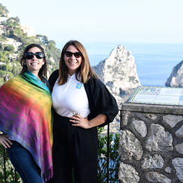 HP Travel - Tour of Capri Town and Anacapri with a Licensed Guide