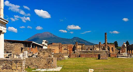 Goldentours - Private Pompei HD