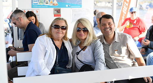 HP Travel - Capri Boat Tour: Open Ticket