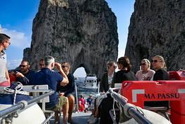 Capri Boat Tour: Open Ticket