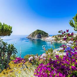 Lucibello  - Tour privato in motoscafo a Ischia (8 ore)