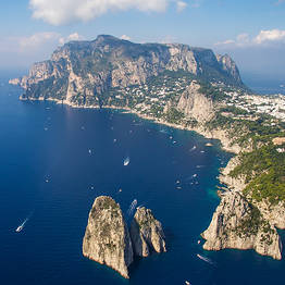 Lucibello  - Tour Capri e Costiera Amalfitana - motoscafo