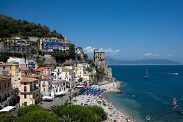 Transfer in barca da Positano ad Amalfi, Sorrento ecc..