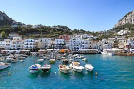 Transfer in barca Positano - Capri (o viceversa)
