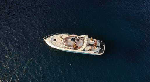 Charter System  - Capri Island Classic Tour by Private Boat