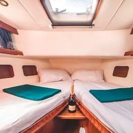 Charter System  - stanza da letto ApreaM