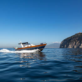 Charter System  - Private Boat Tour: Positano and Amalfi
