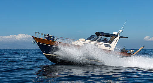 Charter System  - Private Boat Tour to Capri and Positano
