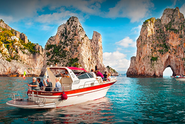 Private Boat Tour from Sorrento to Capri (8 hours)