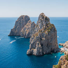 Magia Boats - Capri: Private Boat Tour (Half Day)