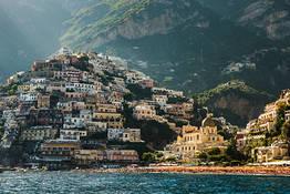 Amalfi Coast: Private Boat Tour (Half Day)