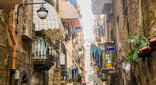WorldTours - Naples Historic Center and Market -  Guided Tour