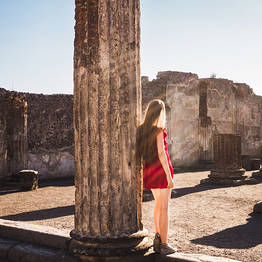 WorldTours - Guided Tour of Pompeii