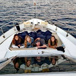 Pèpecello Yacht Tours - Full-Day Boat Tour to Capri
