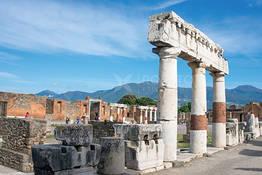 Pompei, Ercolano e Wine Tasting sul Vesuvio