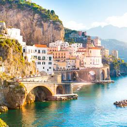 WorldTours - Costiera Amalfitana, tour da Salerno in bus/van