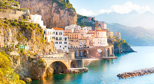 WorldTours - Amalfi Coast Bus/VanTour Departing from Salerno