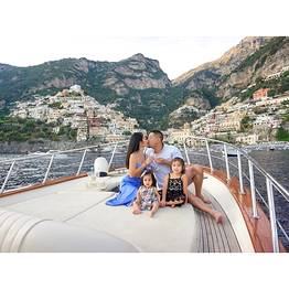 Positano Luxury Boats  - Selfie Sunset Sail - Group Tour