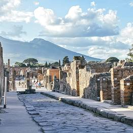 Astarita Car Service - Private Tour to Pompeii-Herculaneum-Naples Arch Museum