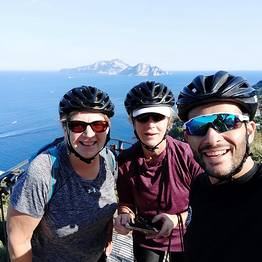 Enjoy Bike Sorrento - Tour in bici a Punta Campanella e Monte San Costanzo