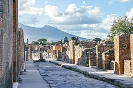 Private Tour to Pompeii, Herculaneum, Mt. Vesuvius