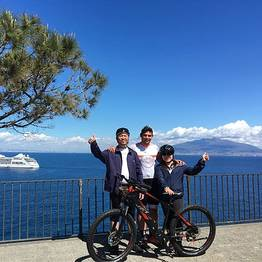 Enjoy Bike Sorrento - Bike & Beer Tour on the Sorrentine Peninsula