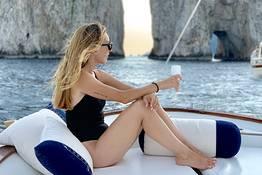 Capri Dolcevita: tour privato in taxi cabrio e barca