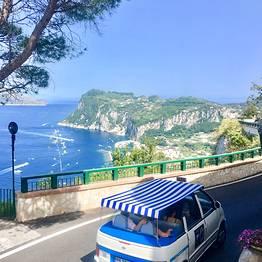 Nesea Capri Tour - Capri Dolcevita: tour pomeridiano con giro in barca