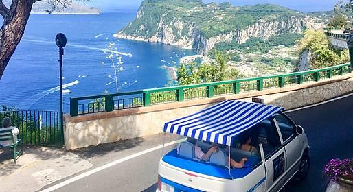 Nesea Capri Tour - Capri Dolcevita
