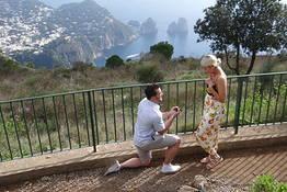 Mi vuoi sposare? A Capri ti dirà sicuramente sì!