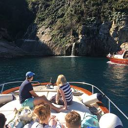 Lubrense Boats - Magical Capri: Small-Group Highlights Tour by Sea
