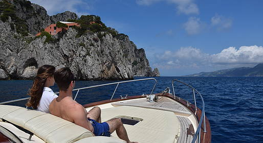 Lubrense Boats - The Beauty of Capri: Coastal Highlights + Blue Grotto