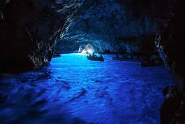 The Beauty of Capri: Coastal Highlights + Blue Grotto