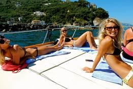 Magical Amalfi and Positano: Small-Group Boat Tour