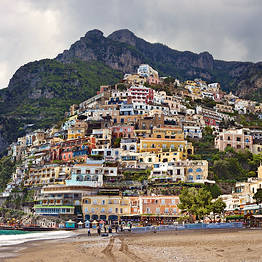 Lubrense Boats - Magical Amalfi and Positano: Small-Group Boat Tour