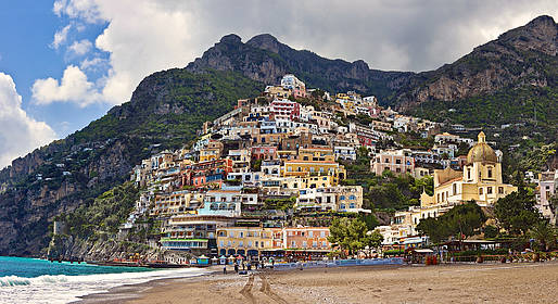 Lubrense Boats - Breathtaking Amalfi and Positano Private Cruise (8 Hrs)