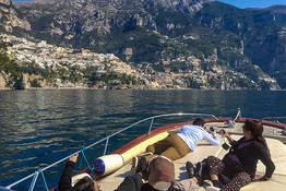 The Secrets of Positano - Private Cruise with Skipper