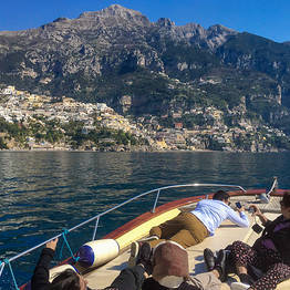 Lubrense Boats - The Secrets of Positano - Private Cruise with Skipper
