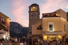 Capri Under the Stars:  Private Evening Cruise