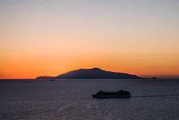 Capri, tour privato in barca al tramonto
