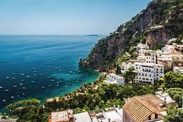 Shore Excursion to the Amalfi Coast