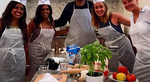 Michel'angelo - Scuola di cucina - Caprese Masterclass