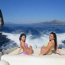 Blue Sea Capri - Transfer by Speedboat Sorrento-Capri (or vice versa)
