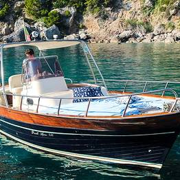 Capri Blue Boats - Fratelli Aprea 7.50 mt