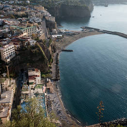 Astarita Car Service - Private Transfer from Naples to Sorrento or Vice Versa