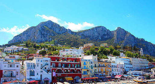 Agency Trial Travel - Transfer from Naples to Capri - All Inclusive