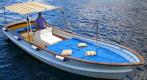 Ciro Capri Boats - Tour ao redor da ilha de Capri